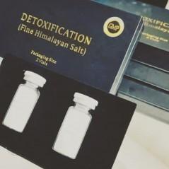Detoxification Salt Detox Drip