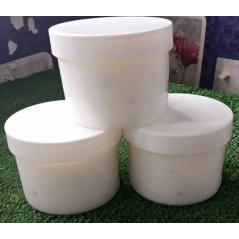 Cosmetic  cream container  250g (Dozen)