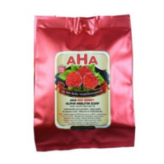 AHA RED BERRY ALPHA ARBUTIN SOAP