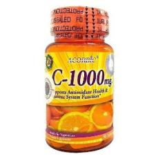 Acorbic C-1000mg Vitamin C Supplement - 30 Capsule