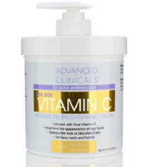 Advanced Clinicals Vitamin C  Cream